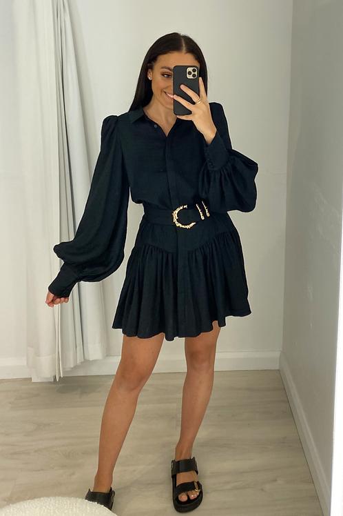 Sherwood Dress Black