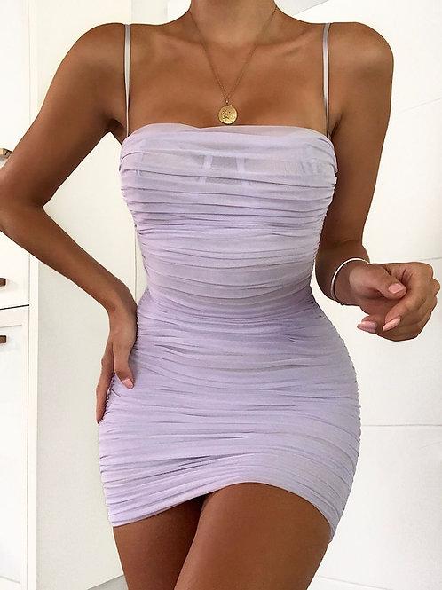 Lilac Ella Dress