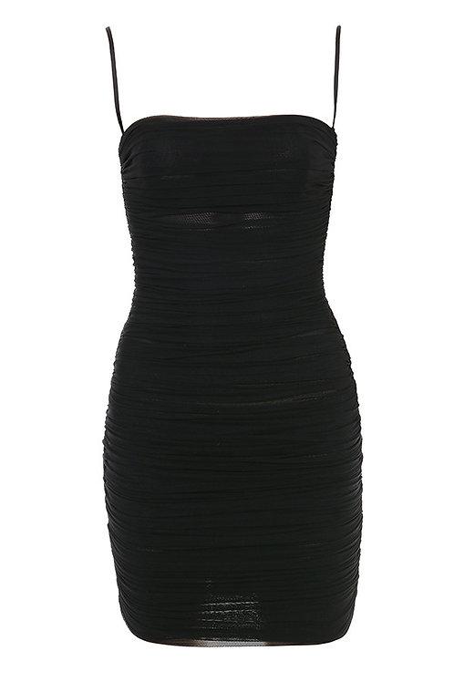 Black Ella Dress