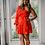 Thumbnail: Scarlet Ruffle Mini Dress