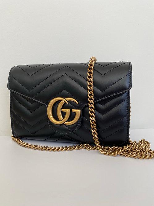 Marmont Matelassé Mini Bag