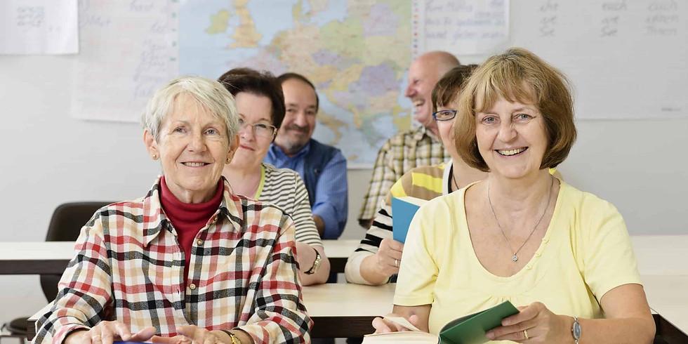 Профессиональное обучение сотрудников в возрасте 50+ по приоритетным профессиям на бесплатной основе