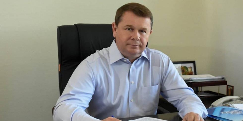 Встреча главы г.о. Жуковский с бизнесом
