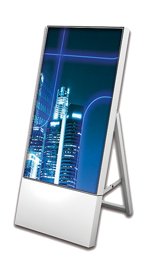 Digitales Display Touch