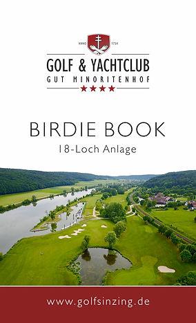 Interaktives Birdie Book