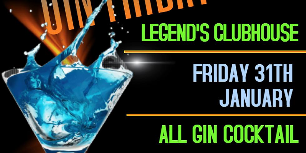 Big Gin Friday