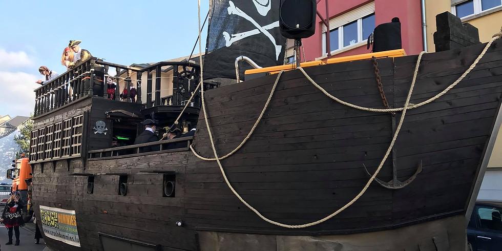 Pirates Escher Kavalkad 2020