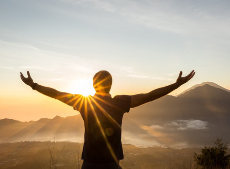 The habit of practicing gratitude