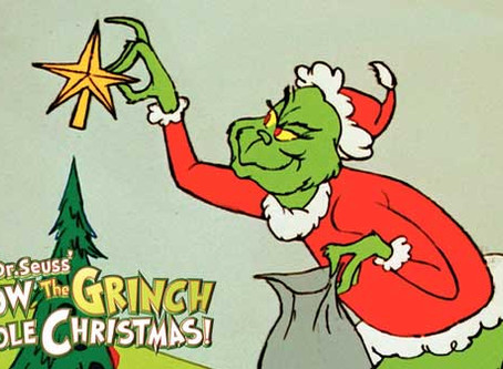 Got to love the Grinch!!