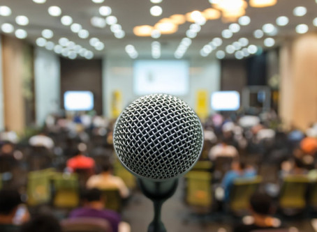 Public Speaking - Conquer your uneasiness