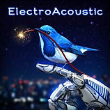 Electroacoustic Album Cover