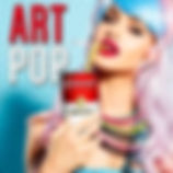 Art Pop Album Cover