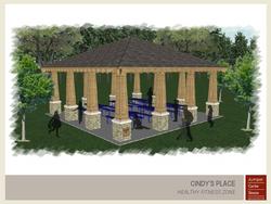 Incredible new pavilion!