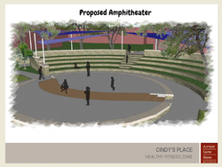 Proposed amphitheater