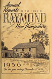 Annual report of the Town of Raymond New