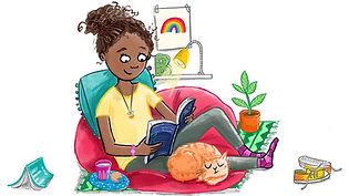 junior-child-reading-at-home-hannah-shaw