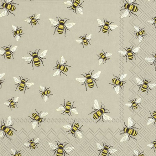 Sweet Bees Cocktail Napkin