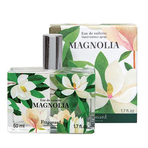 Fragonard Flower of the Year Magnolia Perfume