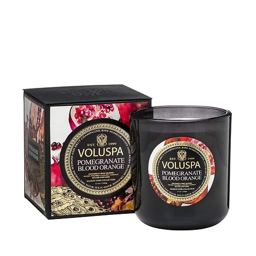 Voluspa Pomegranate Blood Orange Maison Candle