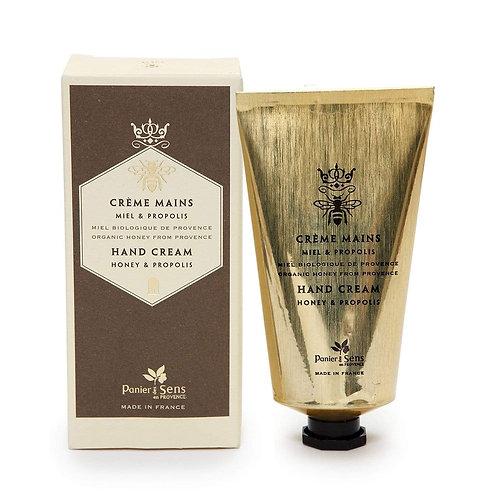 Panier Des Sens Honey Hand Cream