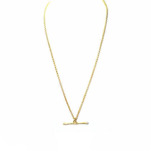 Benny Bar Necklace