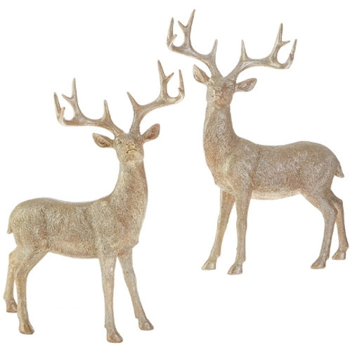 Home for the Holidays Deers (sold individually)