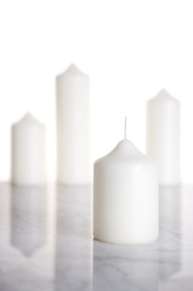 Engels Classic Dipped Church Candle 8x12 50hrs