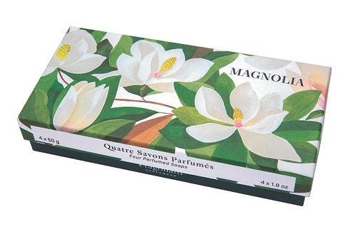 Fragonard Magnolia Gift Box Soaps