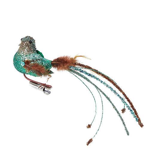 Sumia Bird Teal