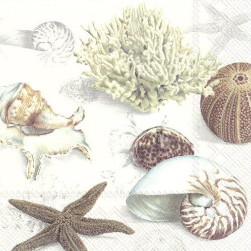Coral Coast Napkin
