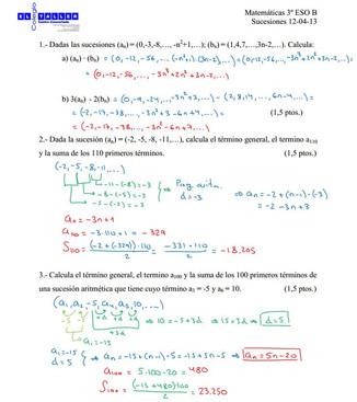 Examen del Tema 8 (3º ESO)