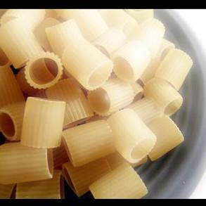 Pasta au ragout de tomates et mozzarella
