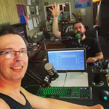 Episode 20: The Quarantined Podcaster!