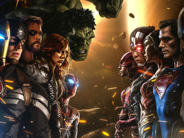 Episode 18: DC vs Marvel!