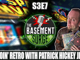Goin' Retro with Patrick Hickey Jr.