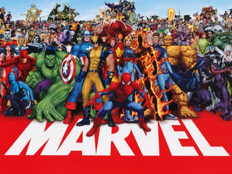 Episode 17: The Marvel Universe!
