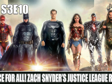 Justice For All! | Zach Snyder's Justice League Review