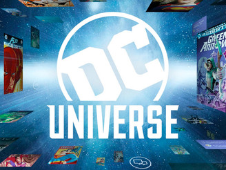 Episode 16: The DC Universe