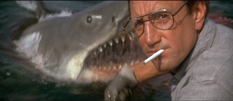 Jaws: The Unrecordable
