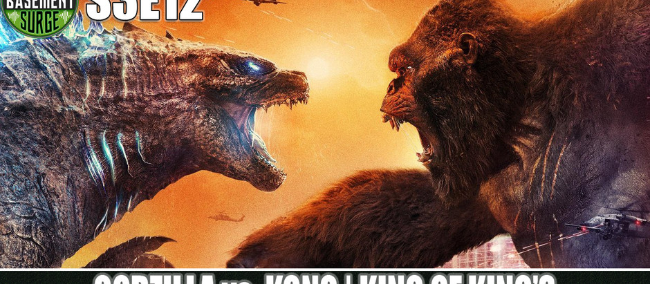 Godzilla vs Kong | King of Kings