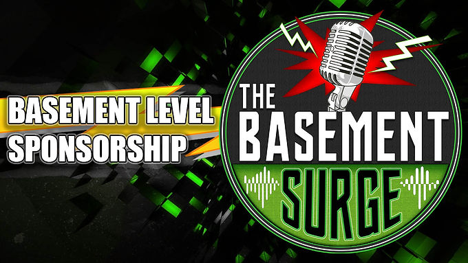 Basement Level Sponsorship - Monthly