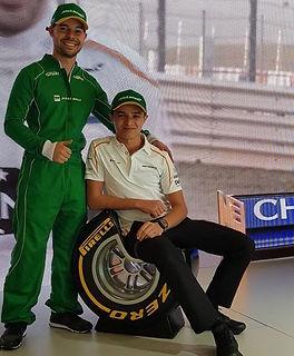 Piloto F1 - Lando Norris