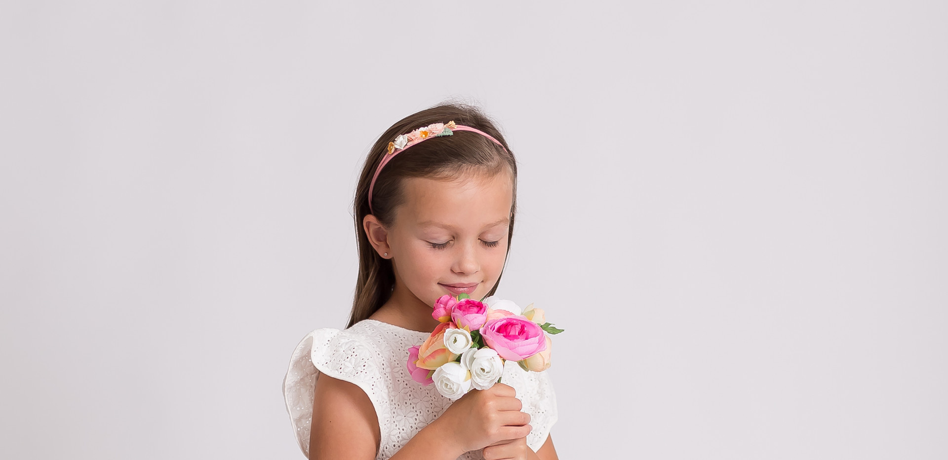 pink flowers, Chattanooga family photographer
