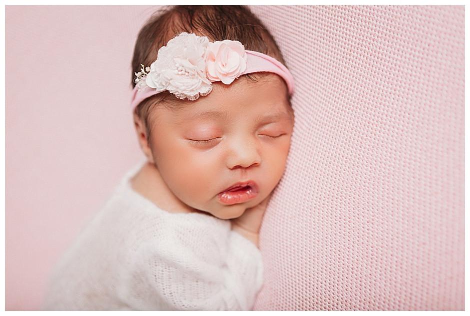 newborn baby girl, chattanooga newborn photographer
