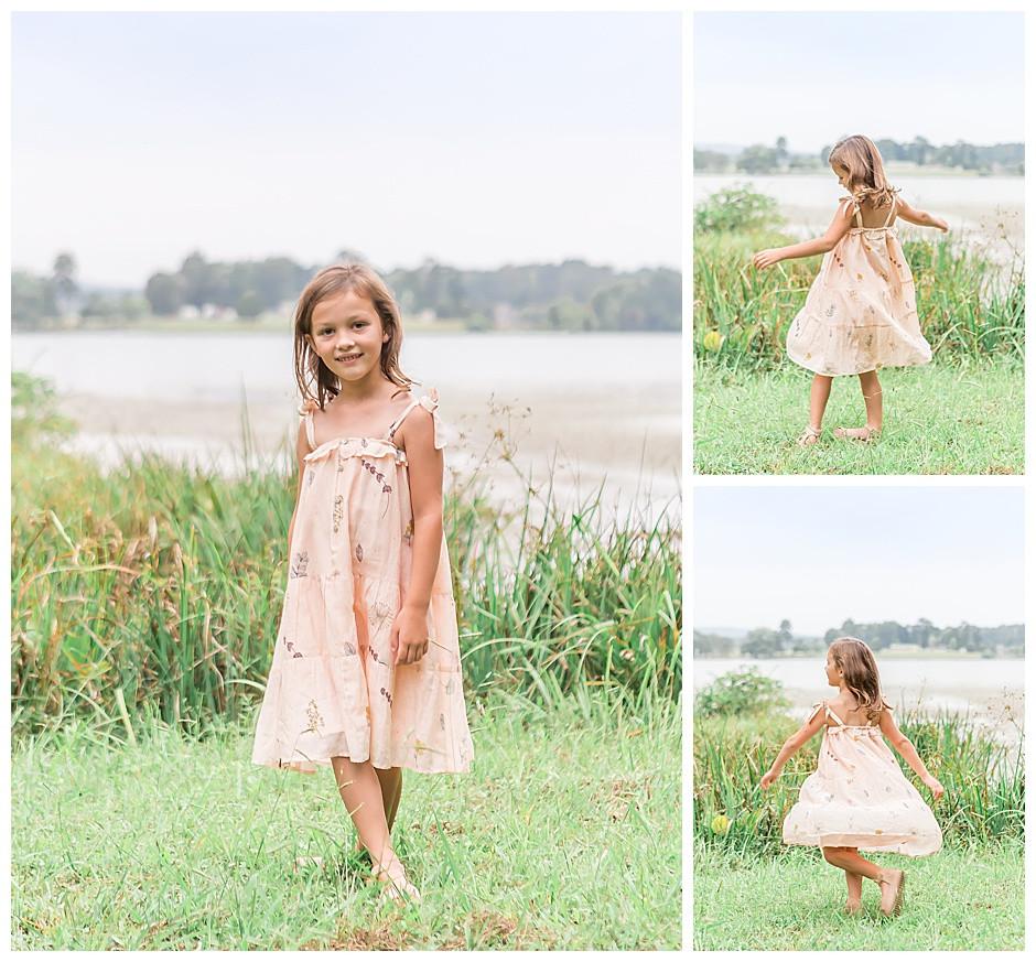 Chattanooga outdoor family photos