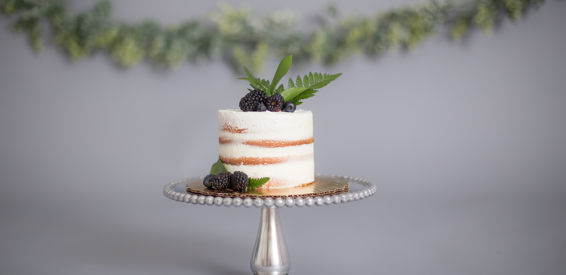 rustic naked cake smash session Chattanooga TN