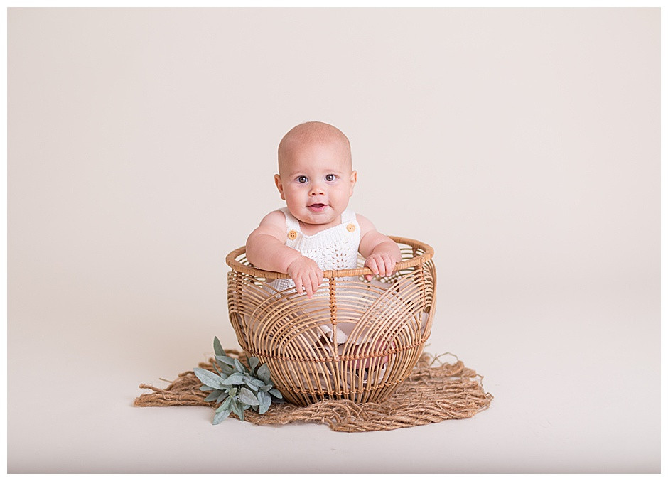 boho baby photo Chattanooga, rustic baby photographer Chattanooga