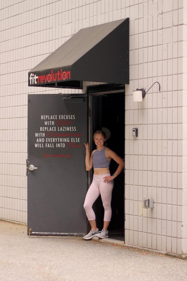 fitness headshots chattanooga, chattanooga fitness studio