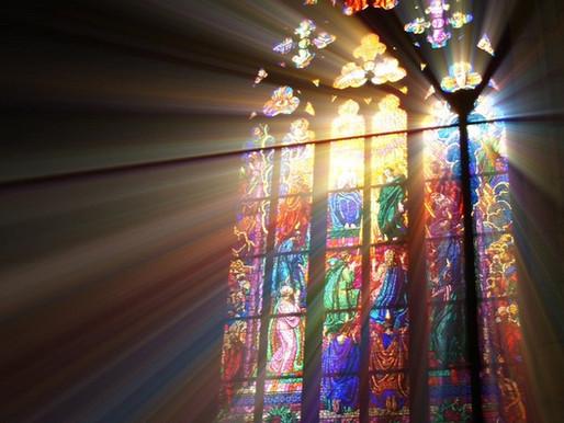 Traído a vivir, volverse católica