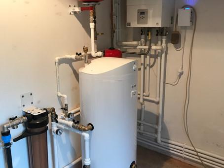 Газификация отопление дом 150 м2